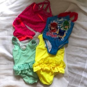 Adorable Bathing Suits